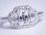 Tycoon Cut Diamond Ring