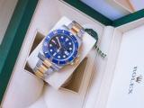 We_Buy_Pre-Owned_Rolex_Submariners_Blue_Dial
