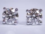Tiffany Diamond Studs