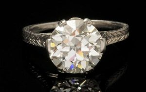 Sell an Engagement Ring Online